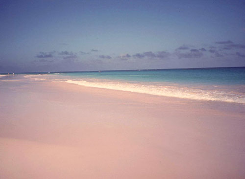 pink sands eleuthera governors harbour bahamas