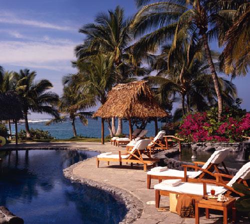 American All Inclusive Vacations In Hawaii: Kona Village Resort, Kona, Hawaii
